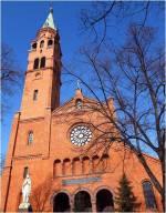Iglesia de San Agustín_Varsovia-polonia
