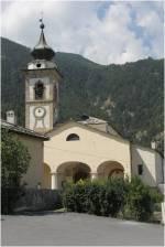 Iglesia de Santa María_Oulux-Turín
