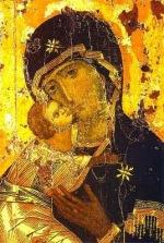 Virgen de Grushew-Vladimirskaya[1]