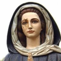 Virgen Dolorosa El Escorial