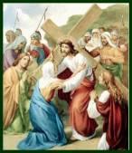 El Vía Crucis por los Sacerdotes