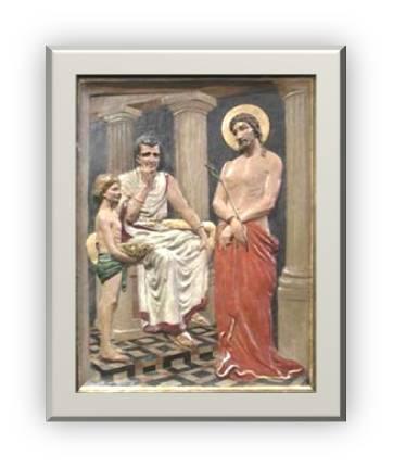 El Via Crucis dictado por Jesús