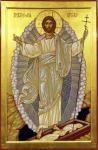 icon Cristo resucitado