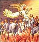 Rosario de las Almas del Purgatorio