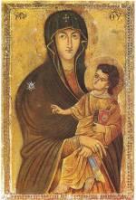 Madre de Dios_Sant Mª La Mayor