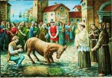Milagro de Eucarístico de Rimini