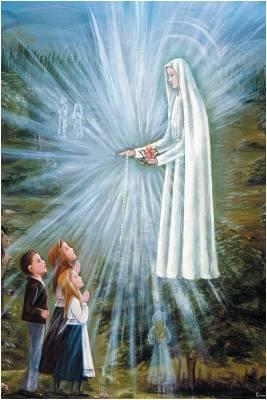 Virgen de Fátima_aparición 13deJunio1917