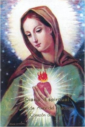 Llama de Amor del Inmaculado Corazón de María