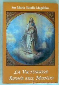 La Victoriosa Reina del Mundo_libro