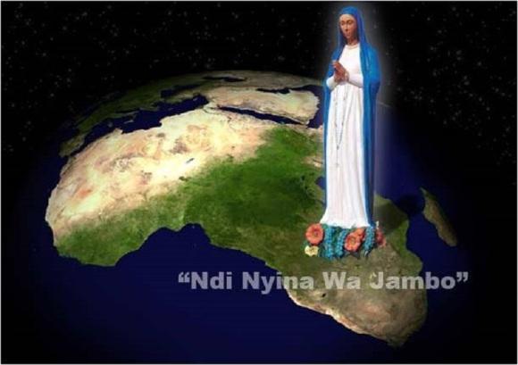 NS de Kibeho_RuandaAfrica
