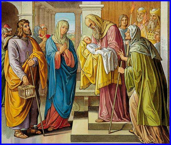 Resultado de imagen para la Purificación de Nuestra Señora