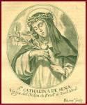 Santa catalina-de-siena