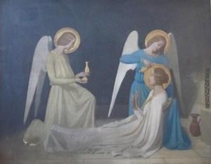 Sainte Philomène par Amaury-Duval (1808-1885)