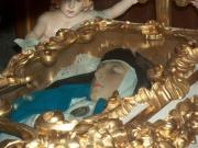 Sor María de Jesús Ágreda_cuerpo_incorrupto
