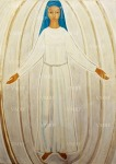 Virgen de áfrica