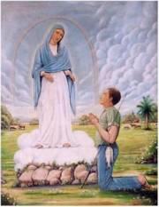 Virgen de Cuapa Nicaragua