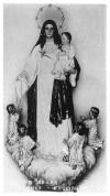 Virgen Dolorosa de Ezquioga