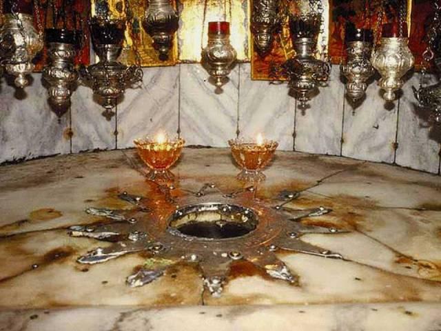 Basílica de la Natividad-Lugar-donde-nacio-Jesucristo