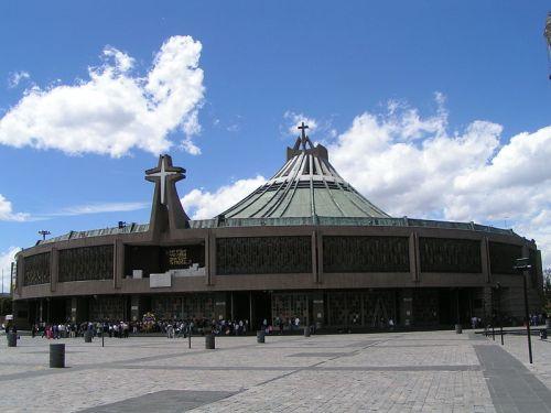 Virgen de Guadalupe_Basilica