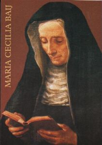 Hna Mª Cecilia Baij