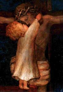 JesúsCrucificado_niño