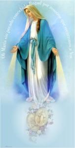 Virgen Medalla MIilagrosa7
