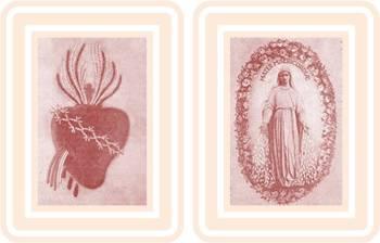 5 Escapulario Blanco_3a-Corazón de Jesús4