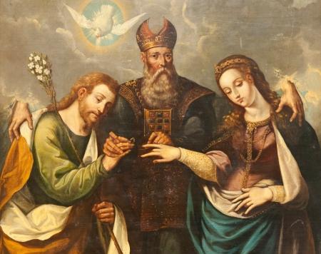 San José_DesposoriosMaría