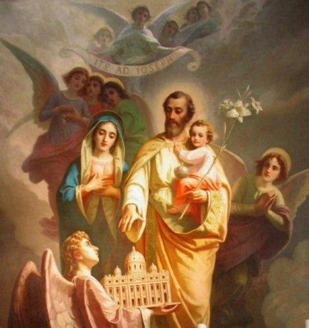 San José_patrono de la Iglesia