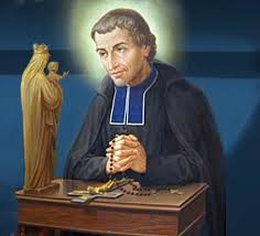 San Luis Mª Grignion de Montfort