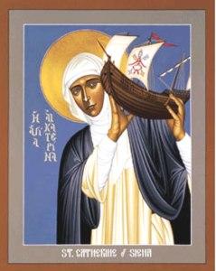 Santa Catalina de Siena Barque 2