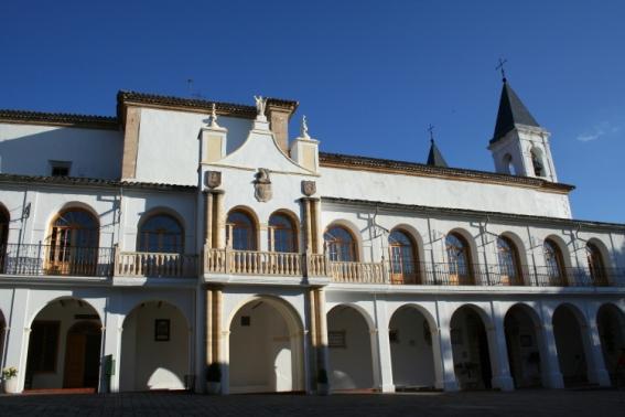 NS de Cortes de Albacete_Santuario-fachada