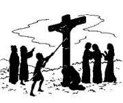Jesús crucificado_lanzada