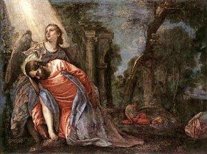 Jesús_oración en el Huerto