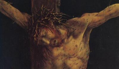 f Crucifixión_Cristo Agonizante90