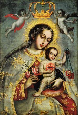 Virgen del Carmen_Madre de Dios_2