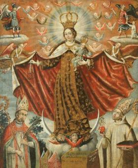 Virgen del Carmen_Reina