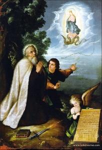 Virgen del Carmen_visión profeta Elías