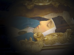 Madre Maria de Jesus de Agreda_1