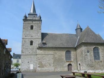 Querrien chapelle Notre Dame de Toute Aide