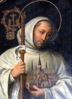 San Bernardo abad_4