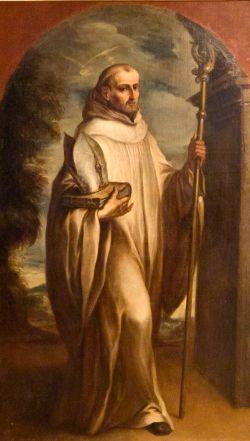 San Bernardo abad_5