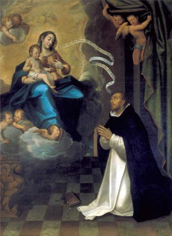 San Jacinto_Aparicion_de_la_Virgen_(Pedro_de_Raxis_1626_Granada)