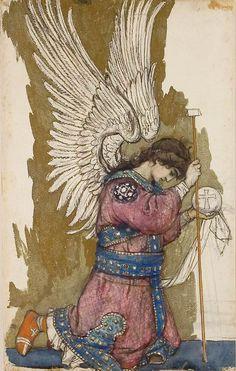 angel-en-adoracion_arcangel-miguel