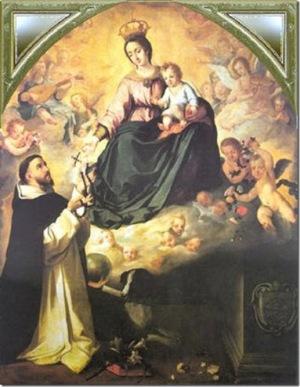 santo-domingo-de-guzman_aparicion-virgen-del-rosario2