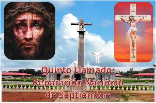 Quinto Llamado Reparación de Septiembre