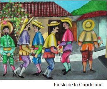 2 y 3 de Febrero  Historia de la Aparición de la Virgen en ZUMBA-La ... dbcd8c80353